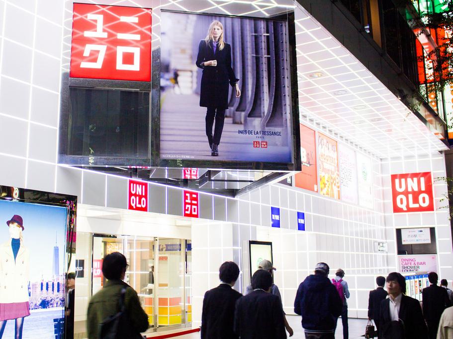 改變和顧客的交流方式,UNIQLO推「半客製」服務,企圖攻佔消費者的心