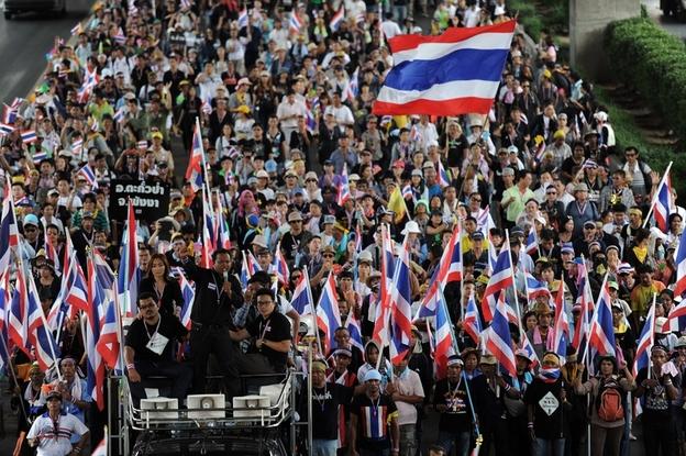 曼谷進入緊急狀態,電子商務逆勢大幅成長!