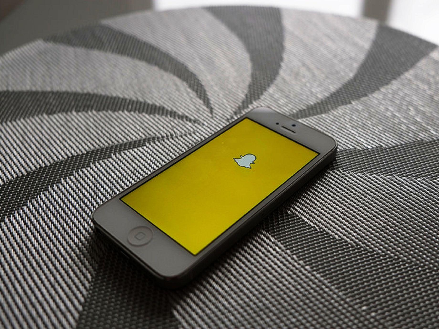 不只青少年獨享的好玩樂趣,Snapchat上市後將向上拓展更熟齡市場