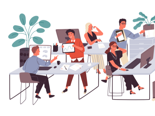 WeWork買下高檔餐廳低峰時段,作為共用工作空間!