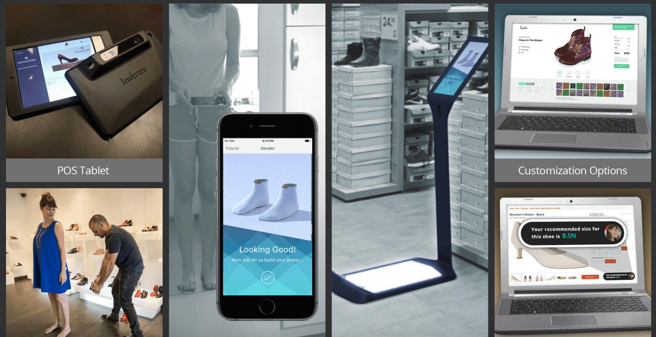 不再煩惱網購尺寸不合、樣式不搭!這4家公司用3D與大數據,捕捉顧客「看不見的行為」