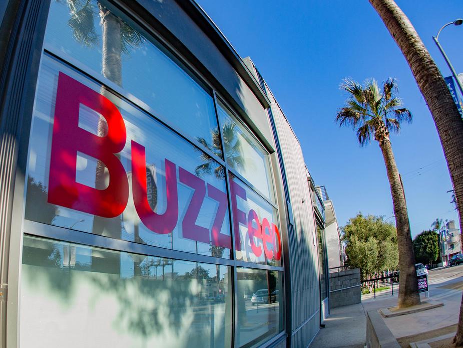 2年累積400億瀏覽,新媒體BuzzFeed靠病毒式傳播成流量霸主