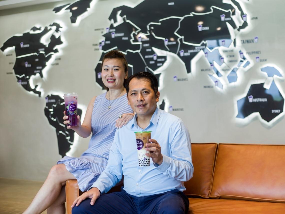 菲國第一夫人搶加盟,日出茶太稱霸東南亞手搖市場