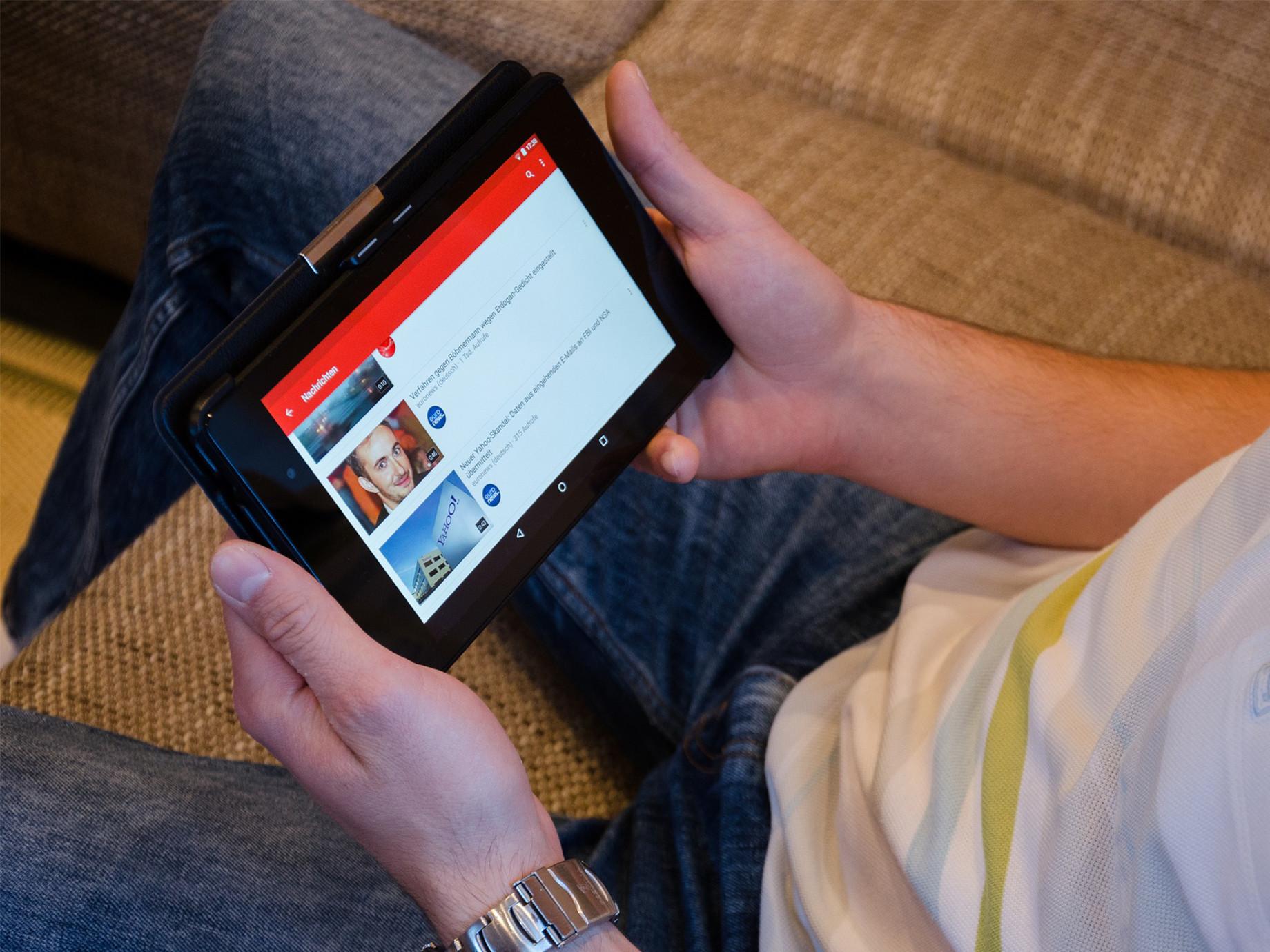 來不及看直接存下來,Youtube TV在美正式上線