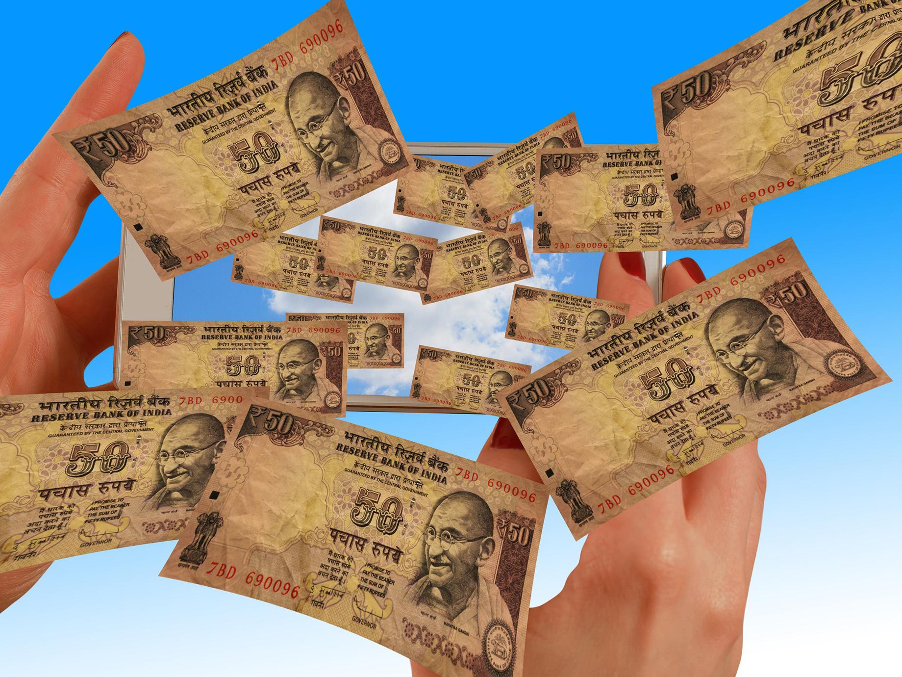 莫迪強勢取消大額盧布紙鈔有何影響?印度行動支付前景看漲