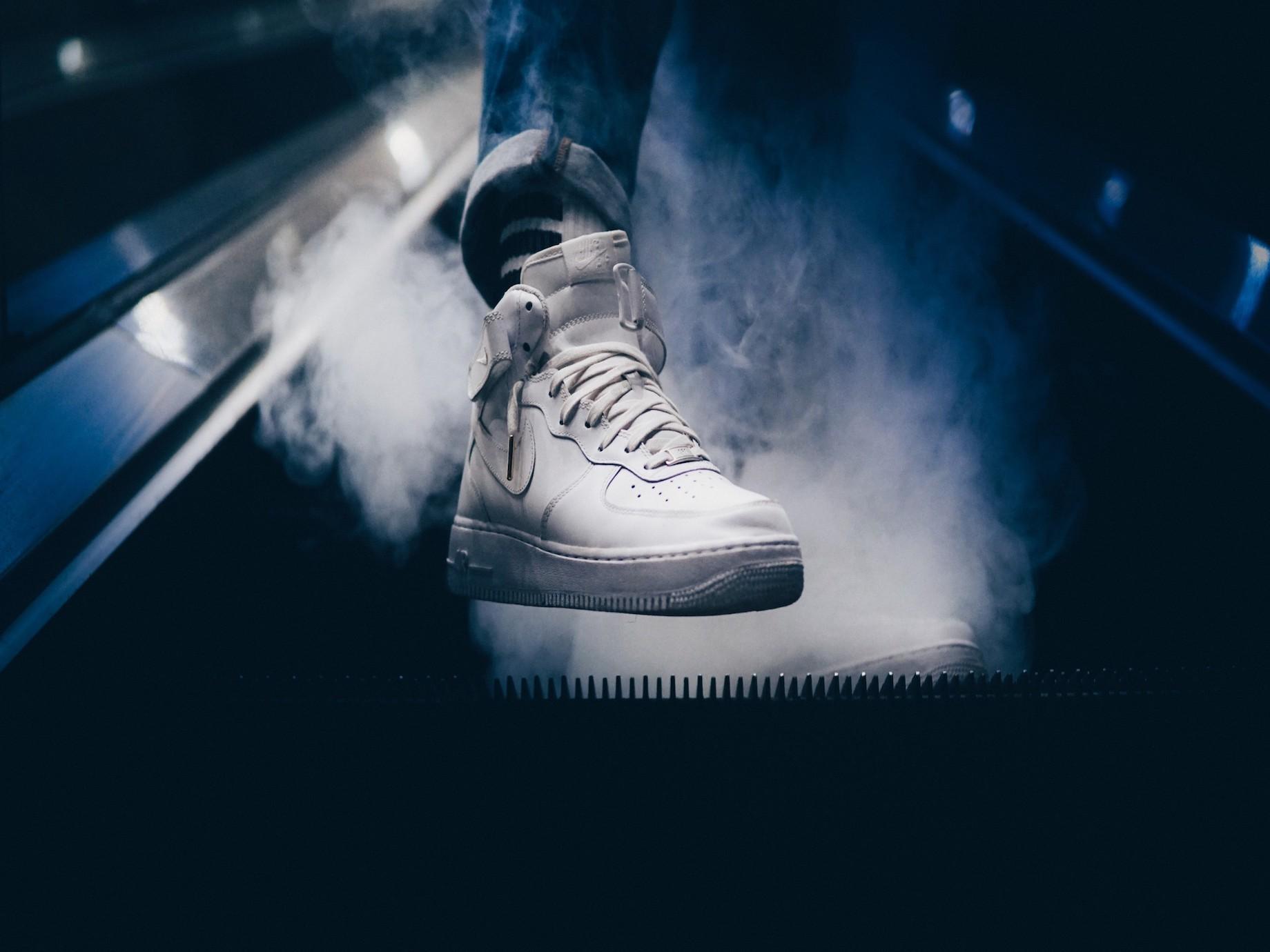 Nike發售智能球鞋,還稱不上高級玩家?