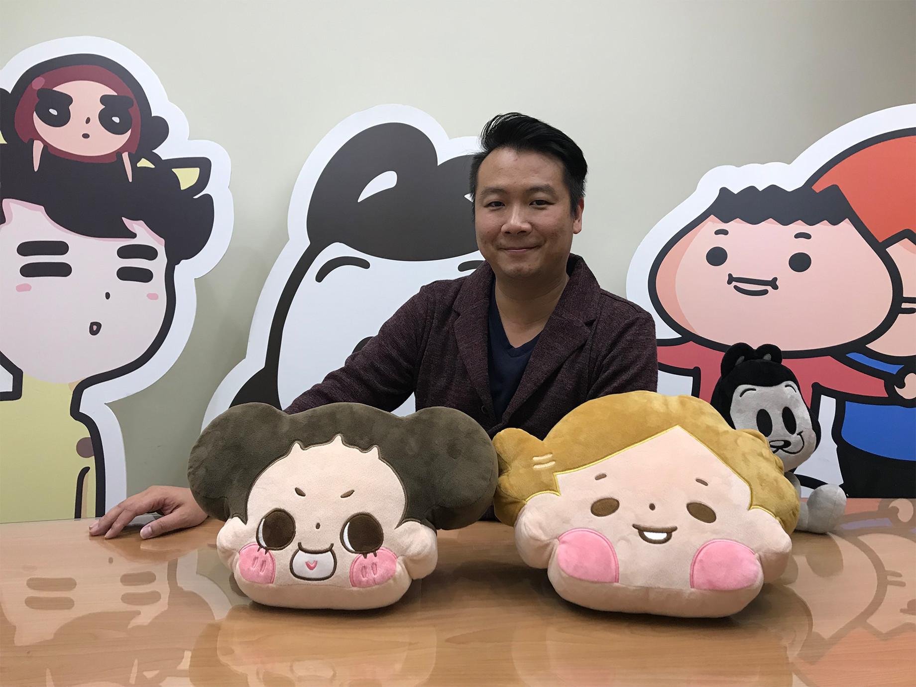台灣自媒體協會企業報導》微逗國際3面向發展,幫插畫圖像「品牌化」