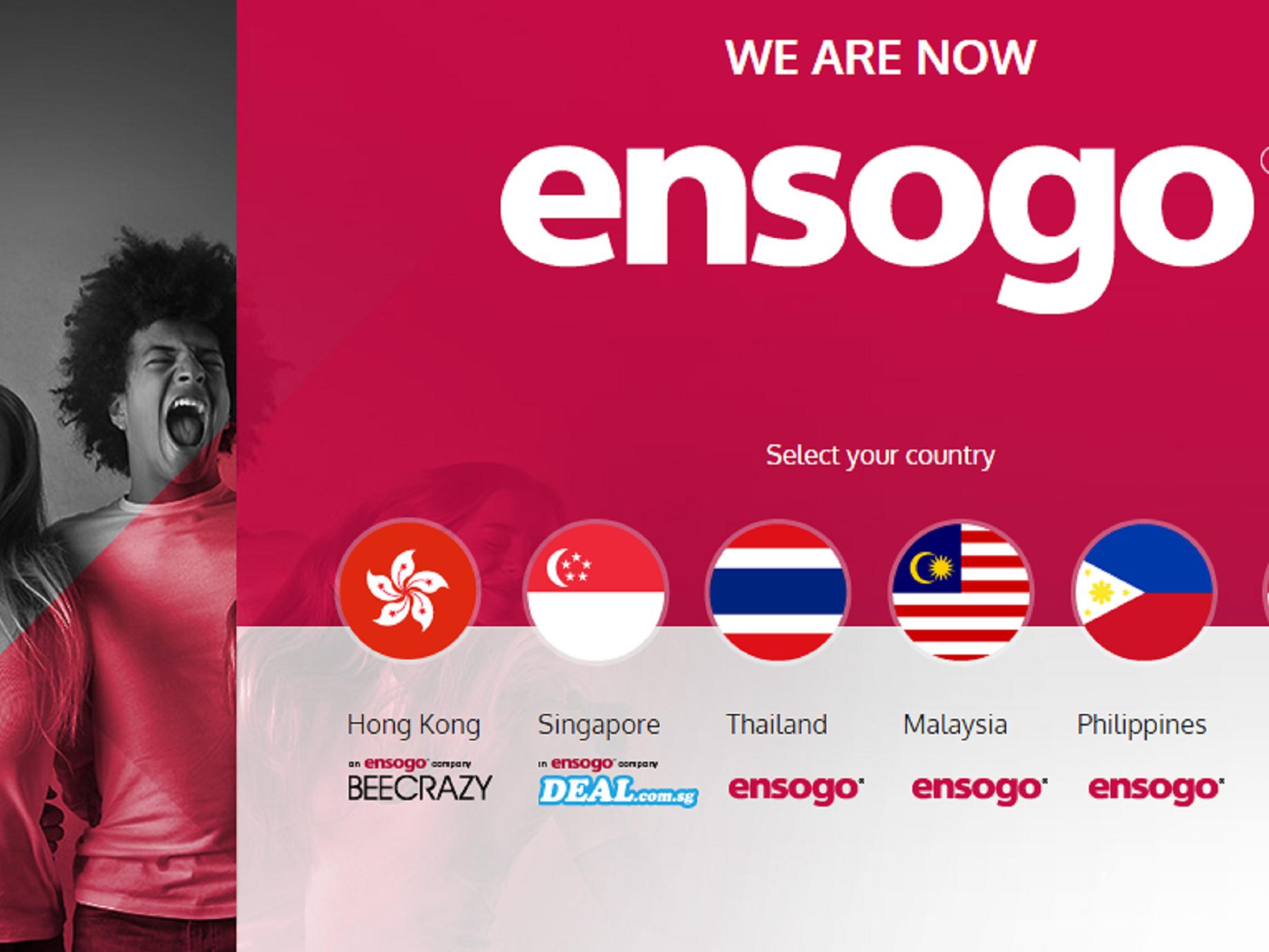 泰國電商崛起 Lazada 搶攻行動市場,Ensogo 預言5年內10家獨大