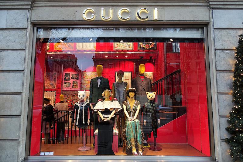 殺出奢侈品紅海!Gucci靠3招品牌轉型,締造連續7季成長