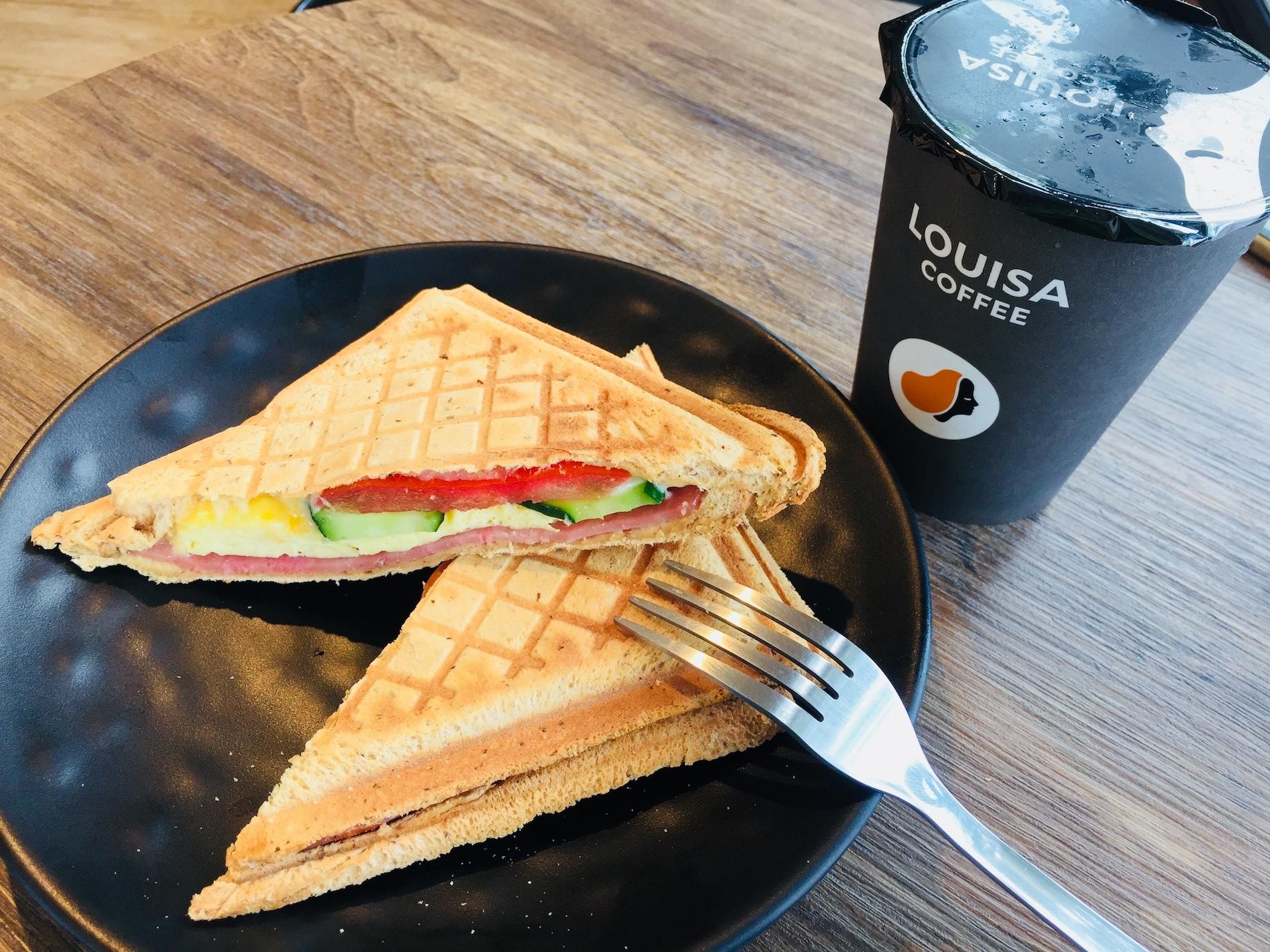 一塊蛋糕改變供應鏈,路易莎咖啡走向國際之路