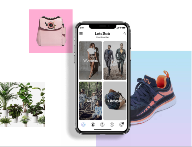 新型購物APP上線,刺激用戶主動為賣家代言