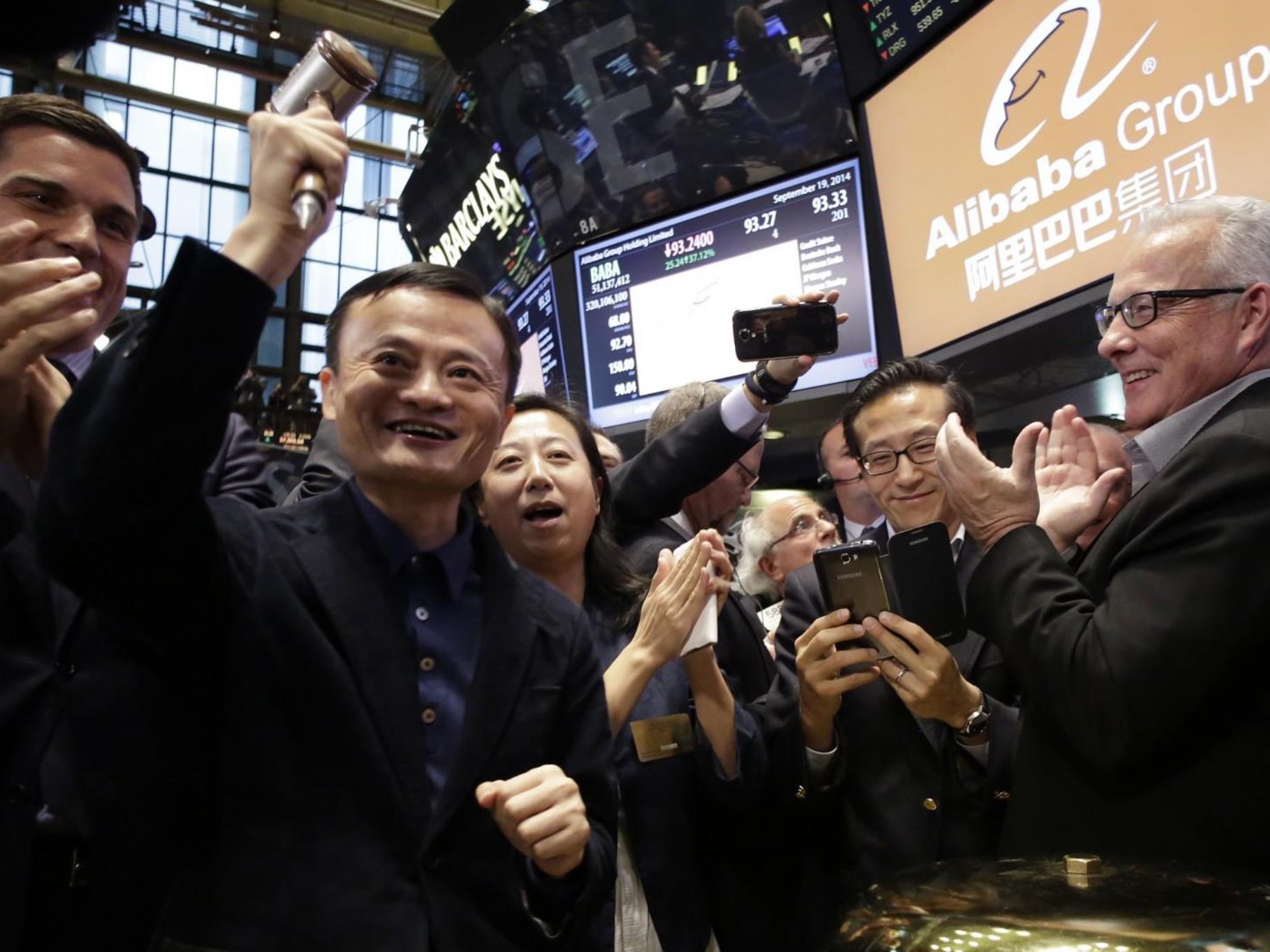 阿里巴巴營收創IPO以來最大增速!3大重點分析幕後功臣