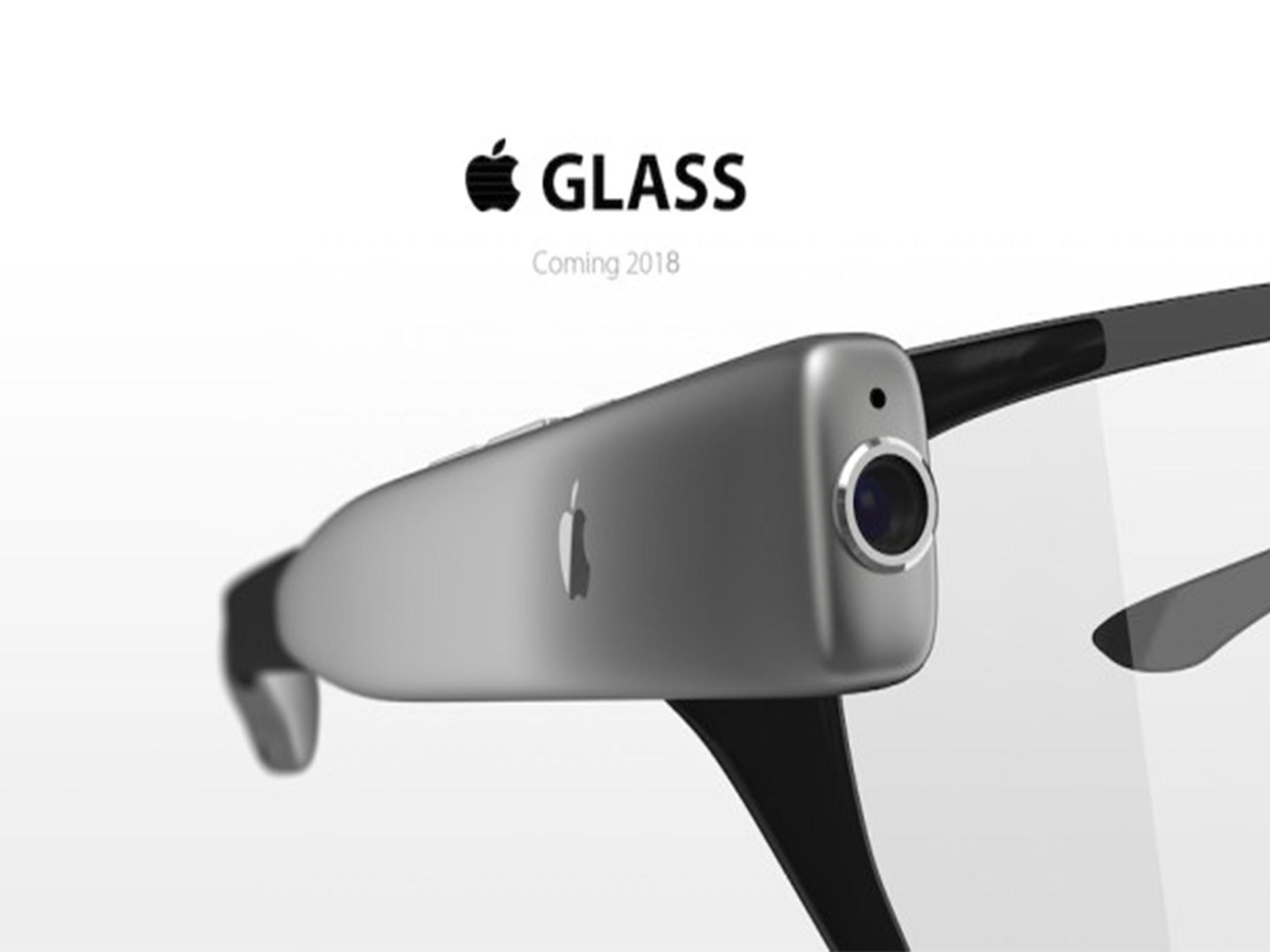 蘋果執行長庫克:「AR將會像智慧型手機般重要。」,2018 APPLE GLASS有望亮相