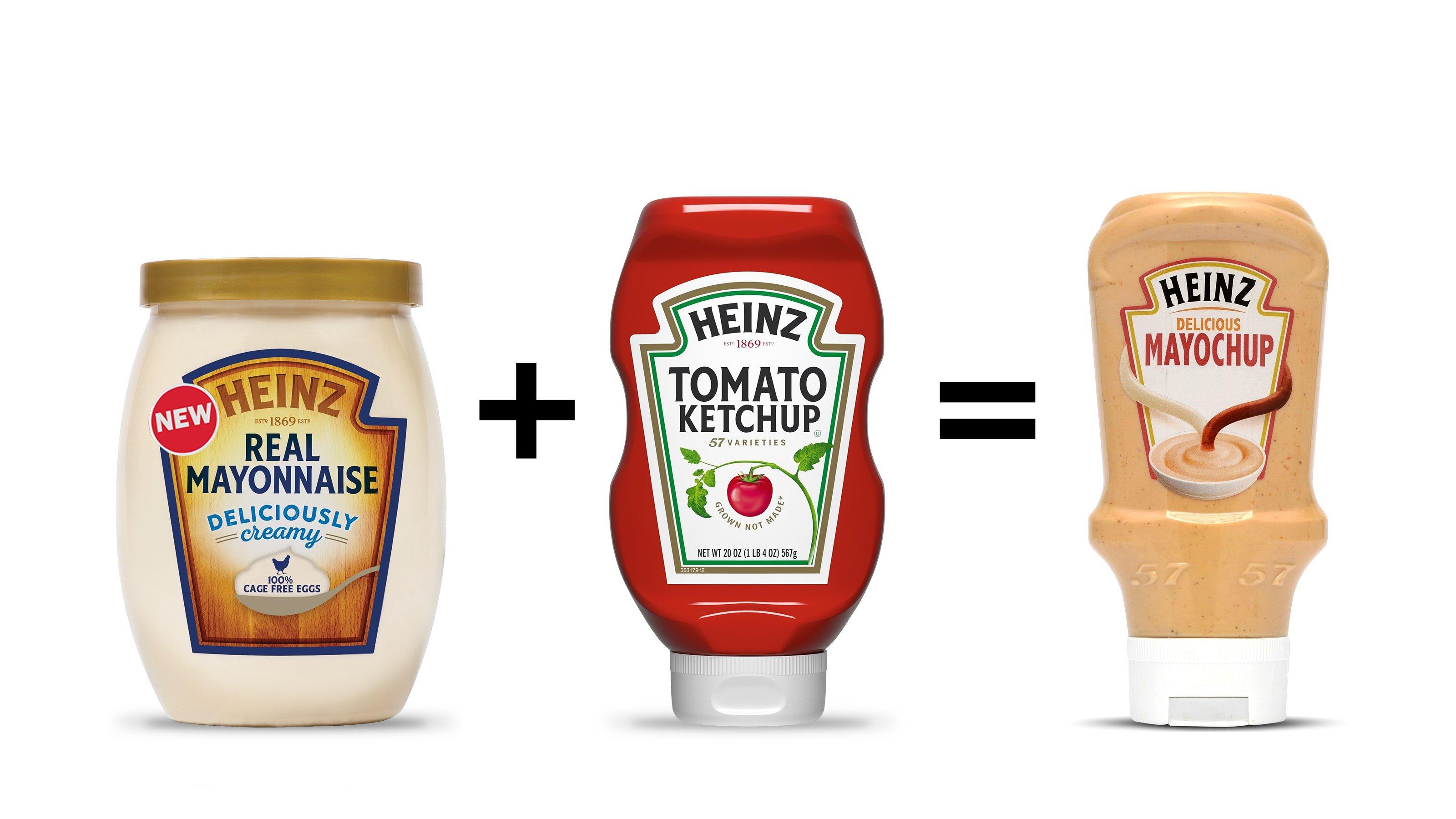 Heinz番茄醬的行銷新手段!3個技巧風靡社群網站