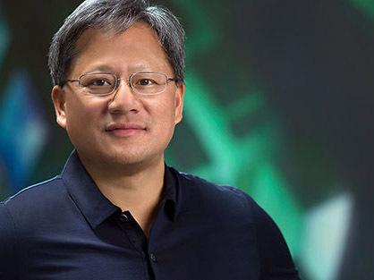 黃仁勳(Nvidia創辦人):人工智慧終極目標—機器人