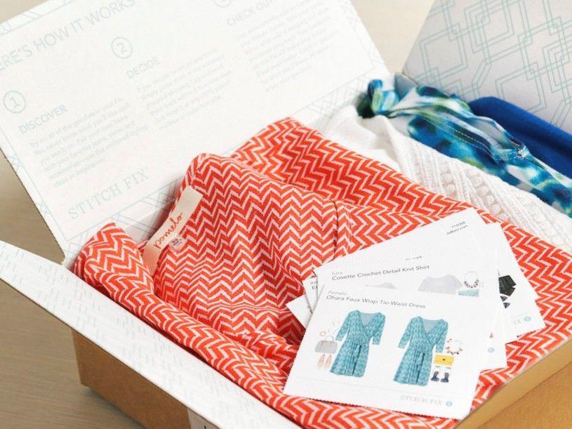 時尚電商Stitch Fix用「差異化經營」改變電商模式,直搗消費者的心