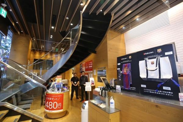 開實體店不為銷售只為行銷:解析樂天的新零售佈局