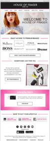 電子報行銷:「歡迎信」打造品牌第一關鍵印象