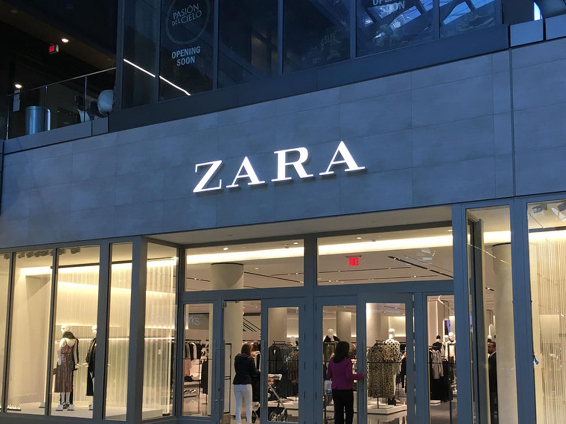 線上線下完美整合!Zara投資實體店面數位科技,融合線上銷售