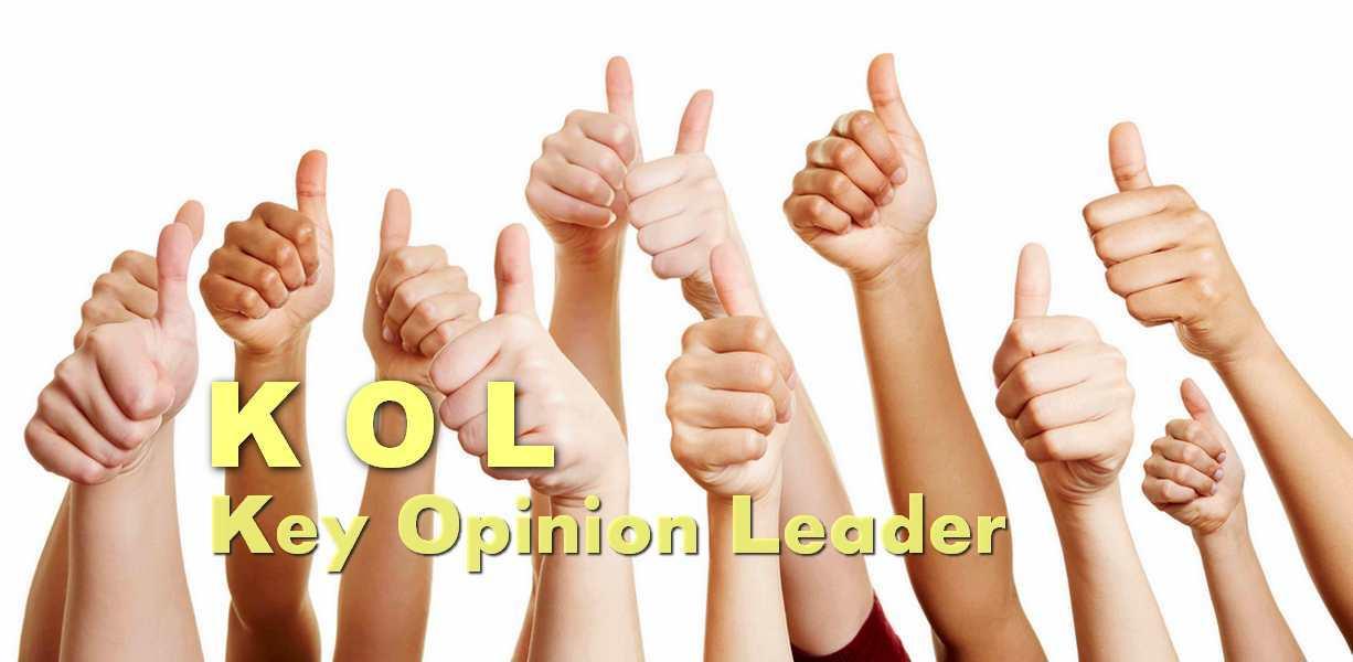 找出品牌適合的擴散者,KOL檢視三大標準
