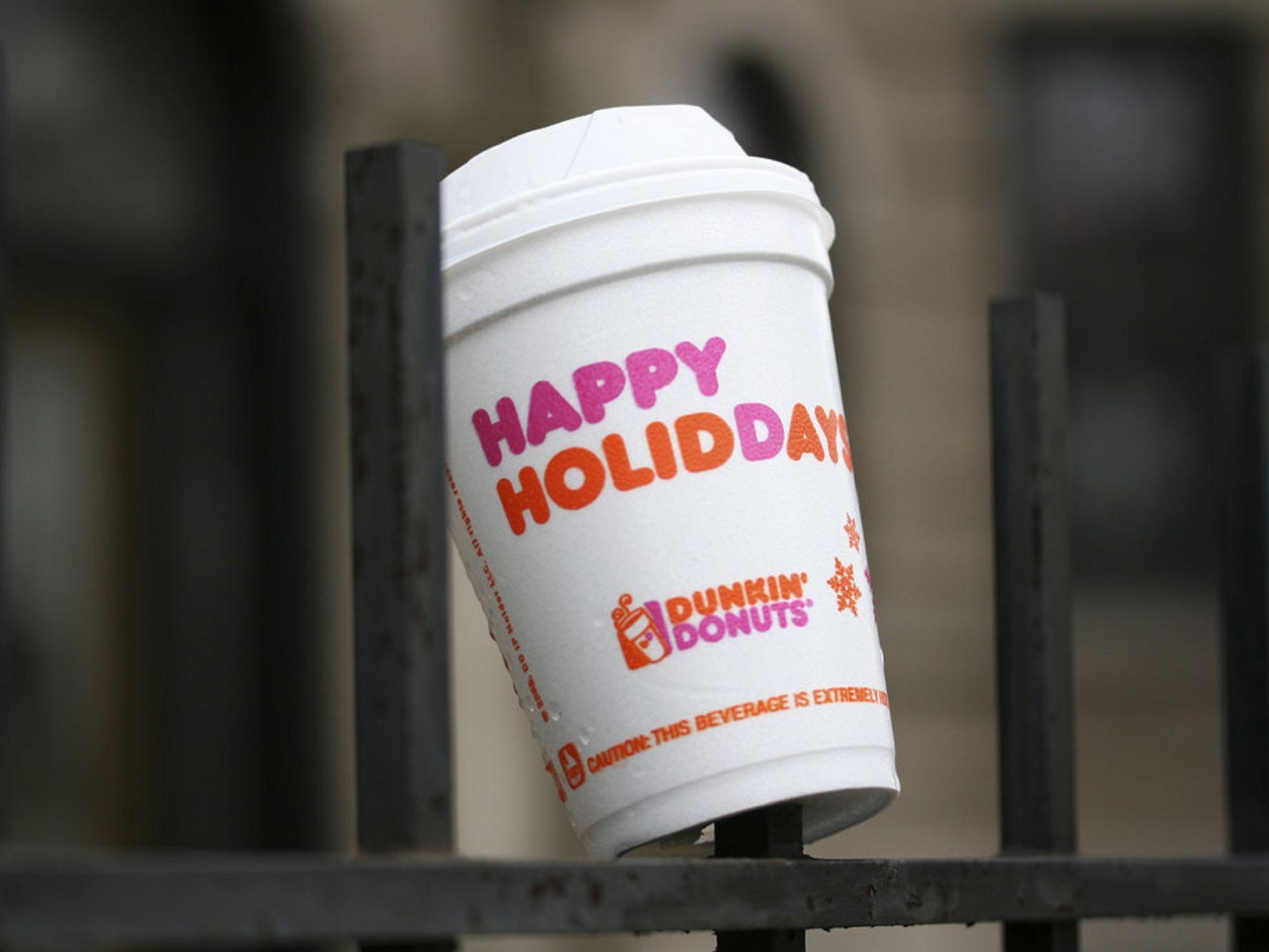 餐飲品牌也要上雲端,Dunkin' Brands搭上科技順風車,宣布與亞馬遜、Google攜手合作
