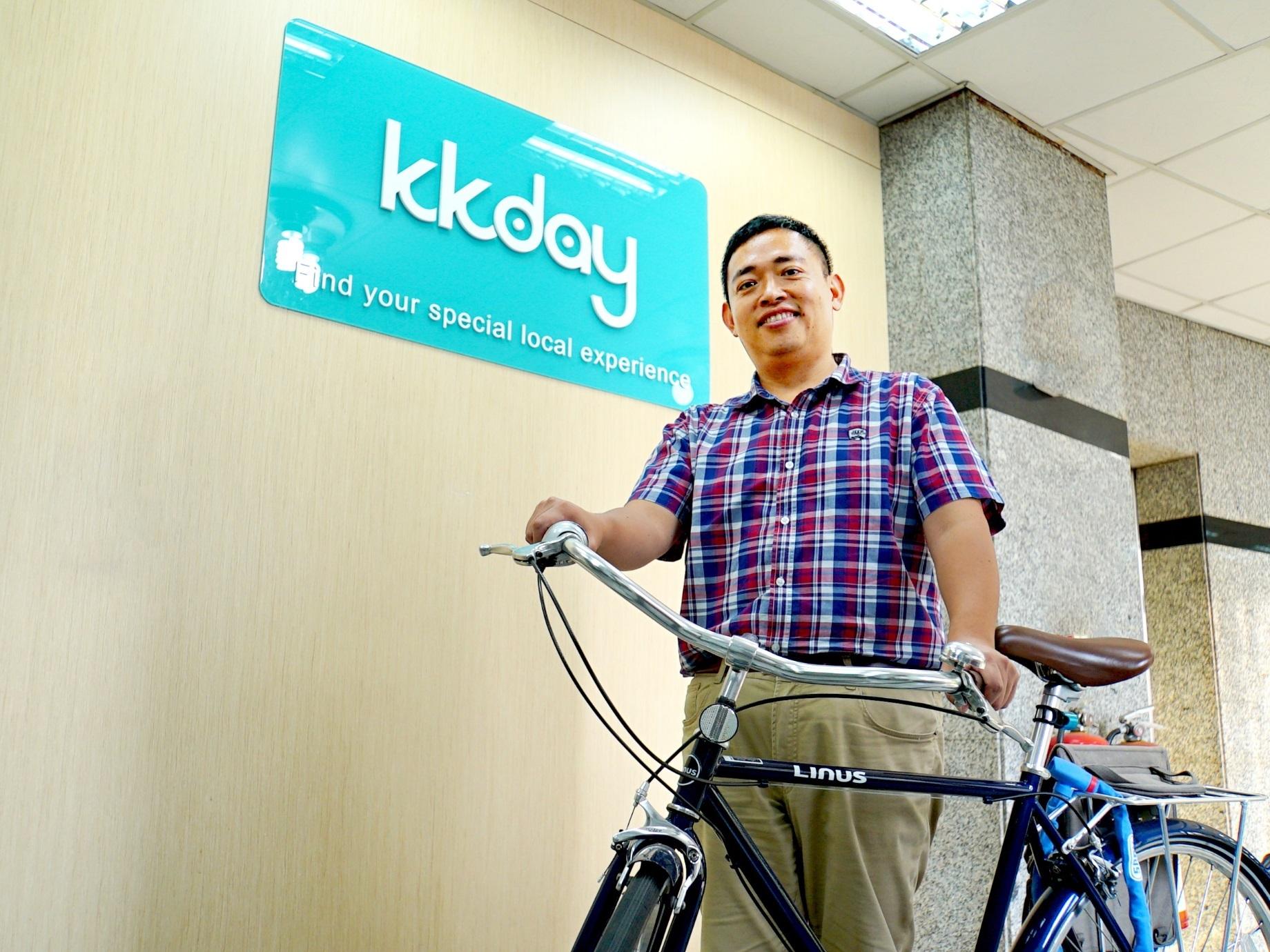 總編輯會客室》陳明明(KKday執行長):電商本質就是跨境,只想當土皇帝就等著被打掛