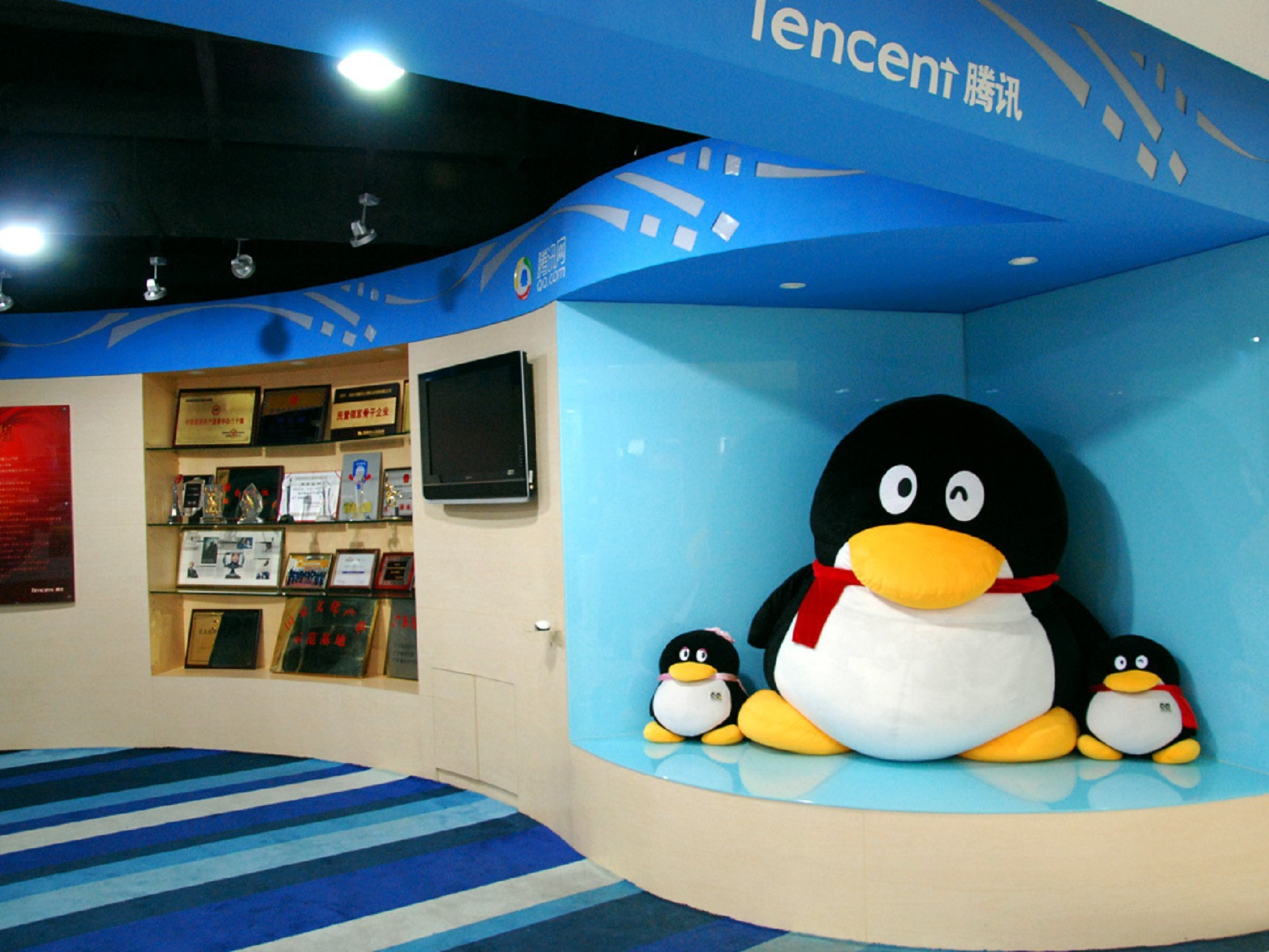 騰訊憑什麼超越阿里巴巴,成為中國市值最高的網路公司?