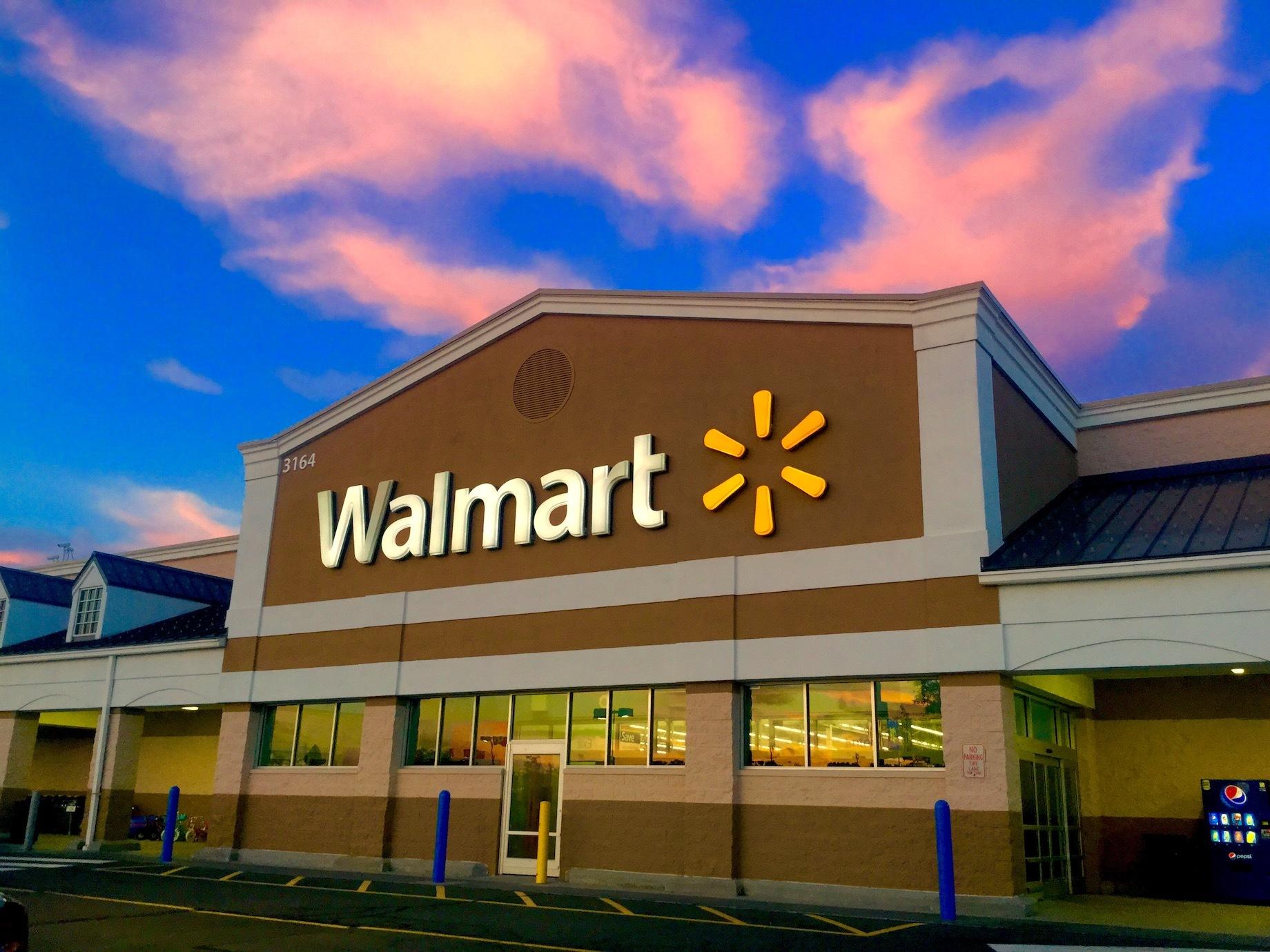 沃爾瑪這次不併購!內部孵化對話式購物服務上線