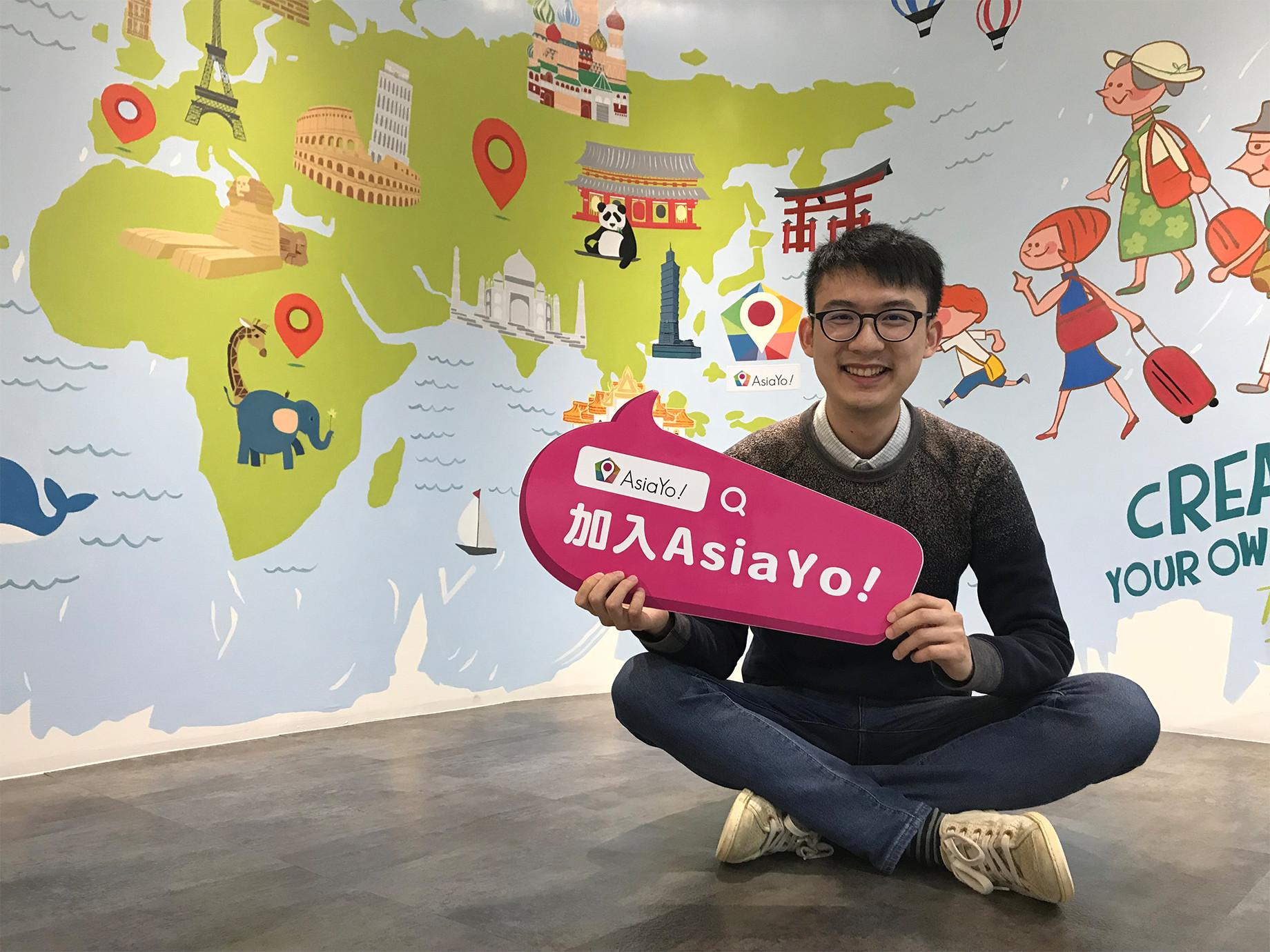 工作分享》吳浩正(AsiaYo! SEO產品經理):快速找到網路成功的方法,然後複製它