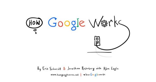 54張手繪簡報,輕鬆看懂Google模式
