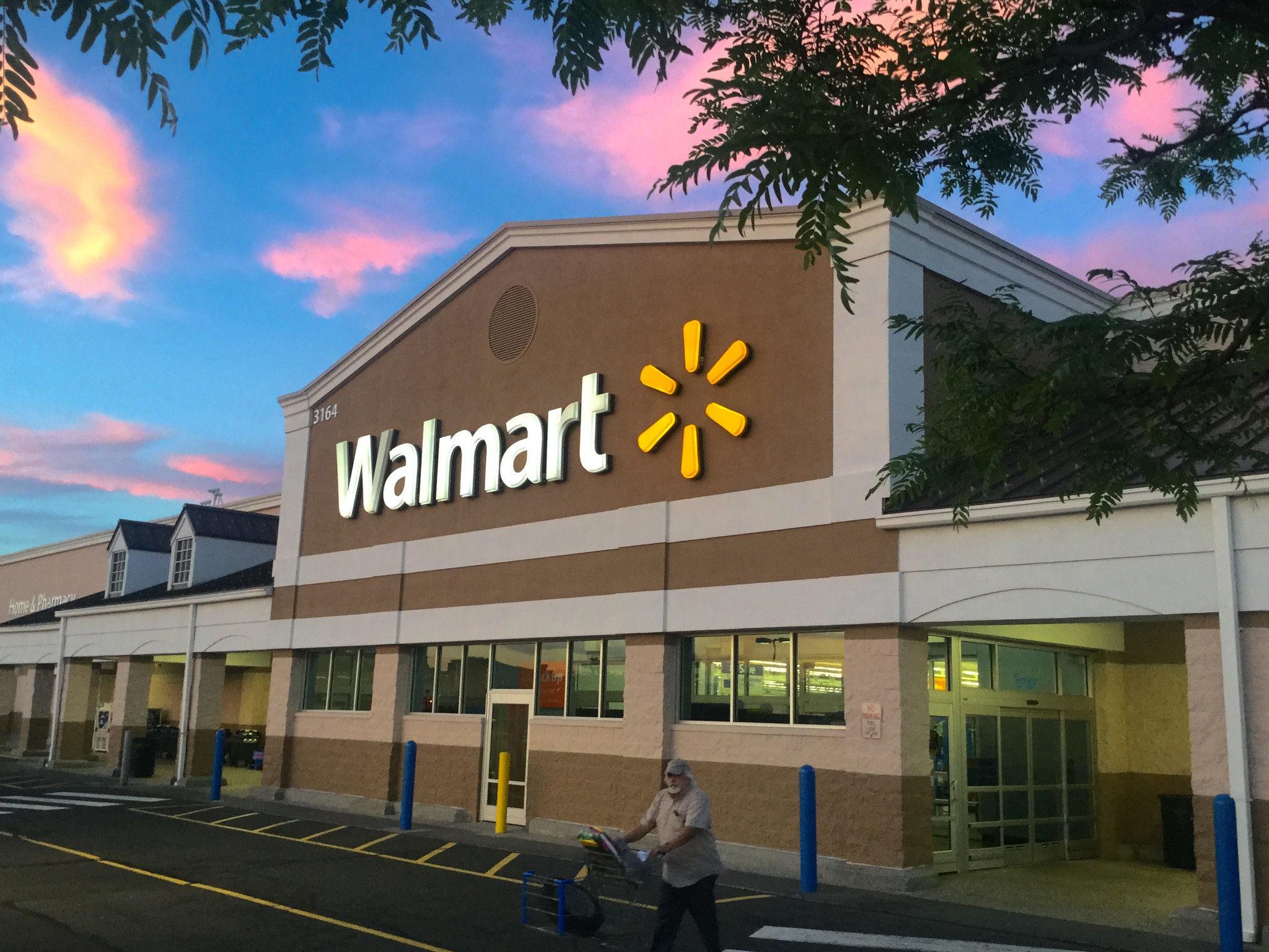 零售服務再升級,沃爾瑪宣告:我們是科技公司
