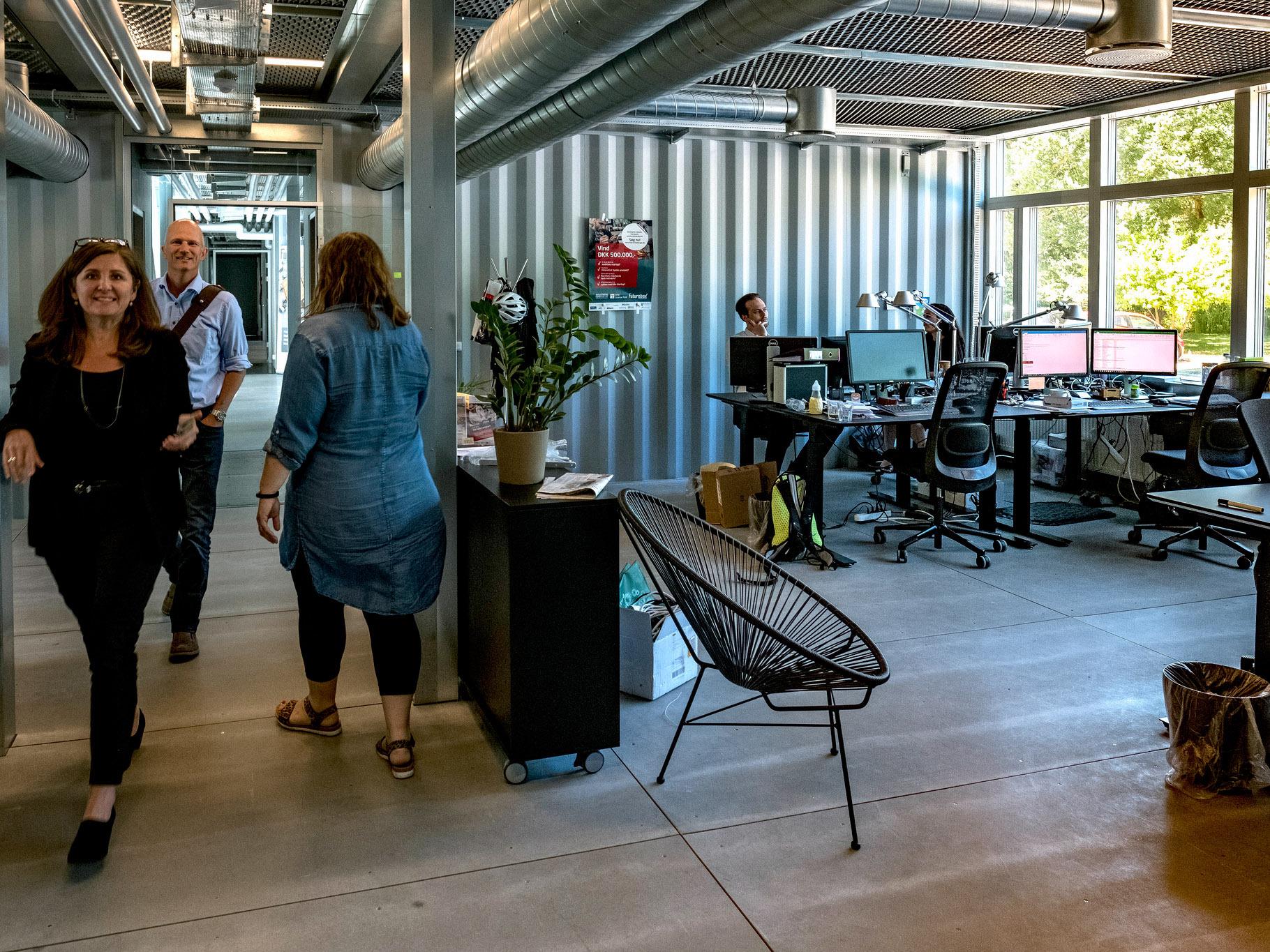 零售新解方,「Coworking Spaces」聯合空間,將工作場所與購物結合!
