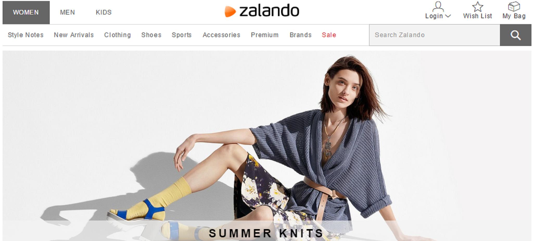 歐洲最大時尚電商Zalando,連Google都怕它