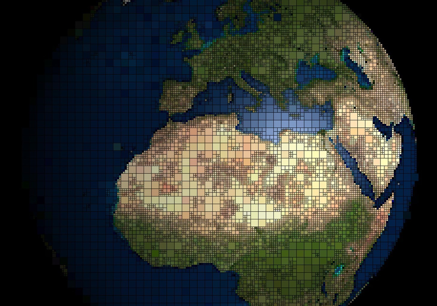 全球增長最快的10大電商市場,增速高達78%!