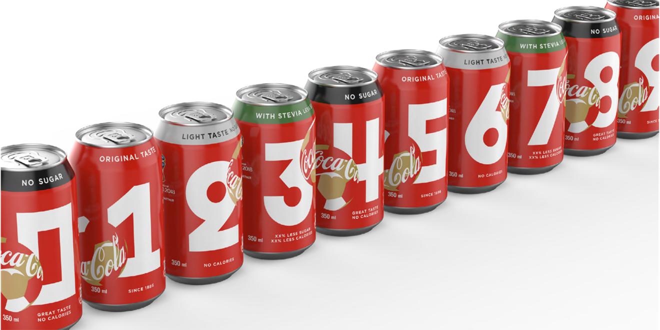 世足玩行銷》可口可樂「快、狠、準」3球踢入人心!