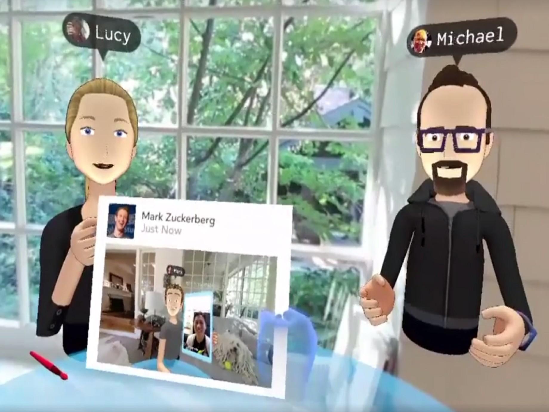 買房、走秀、Facebook的社群互動?虛擬實境全面啟動