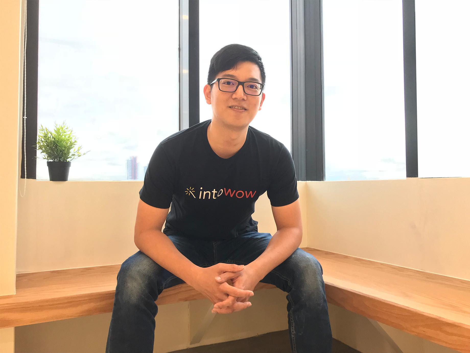 工作分享》鄭岳弘(intowow iOS工程師):在網路新創,享受挑戰才能自我精進