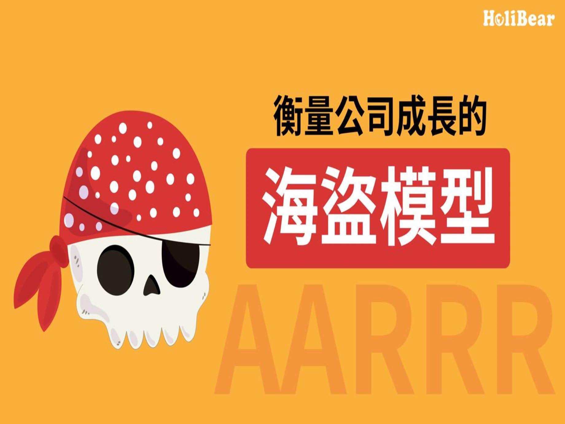 這才是有效行銷!套用「AARRR海盜模型」,清楚掌握每一波行銷成效,聚焦重點客戶!