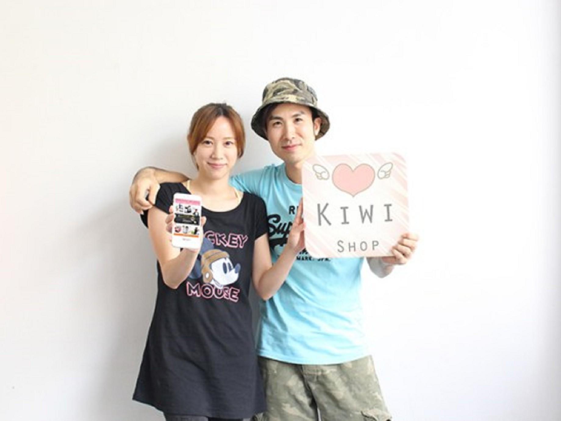 勇敢跨出去!Kiwi Shop 要做滑世代少女系潮流掌門!
