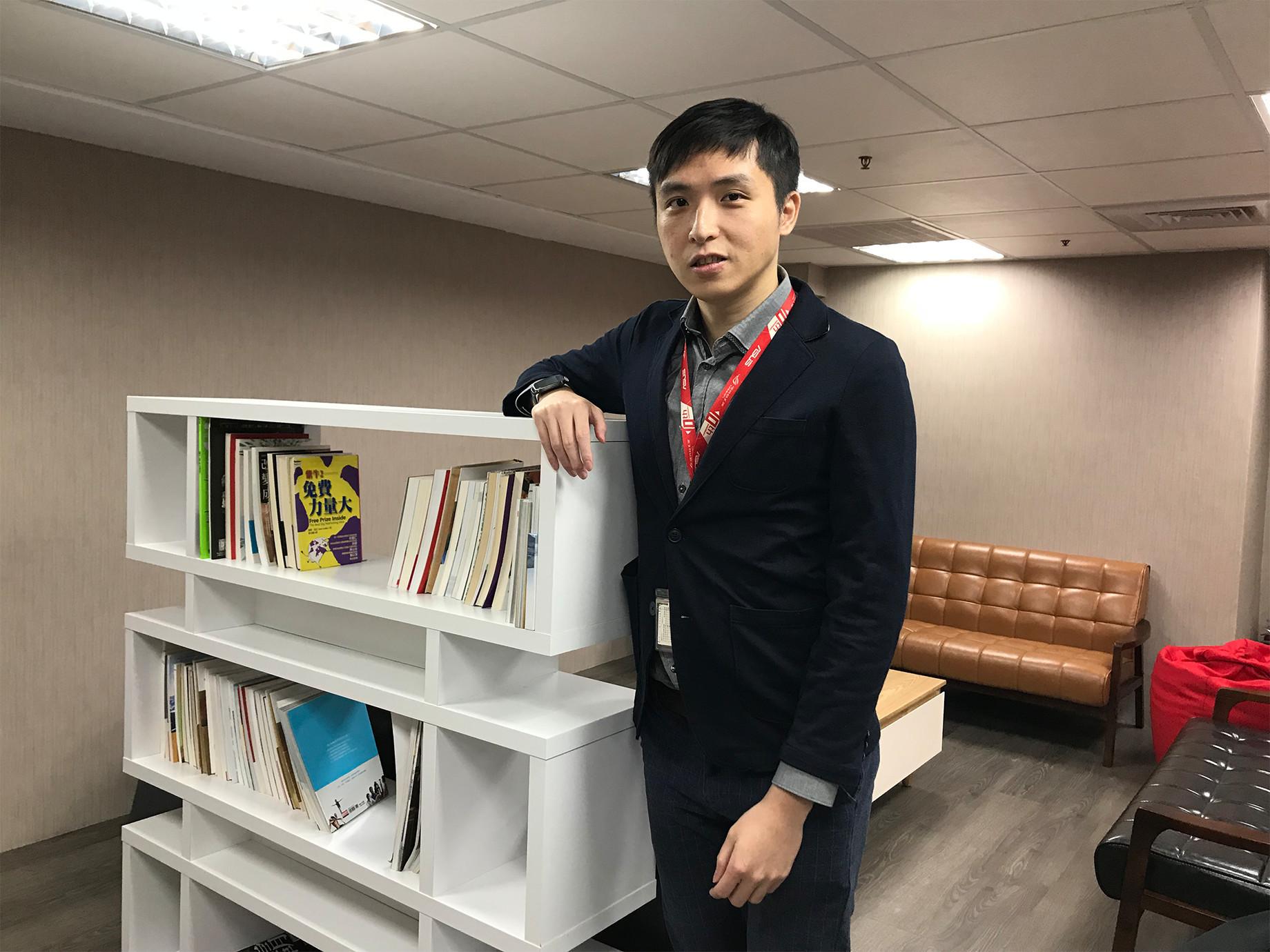 工作分享》王懷晨(華碩資料分析師):抽絲剝繭網路數據,讓資料說故事