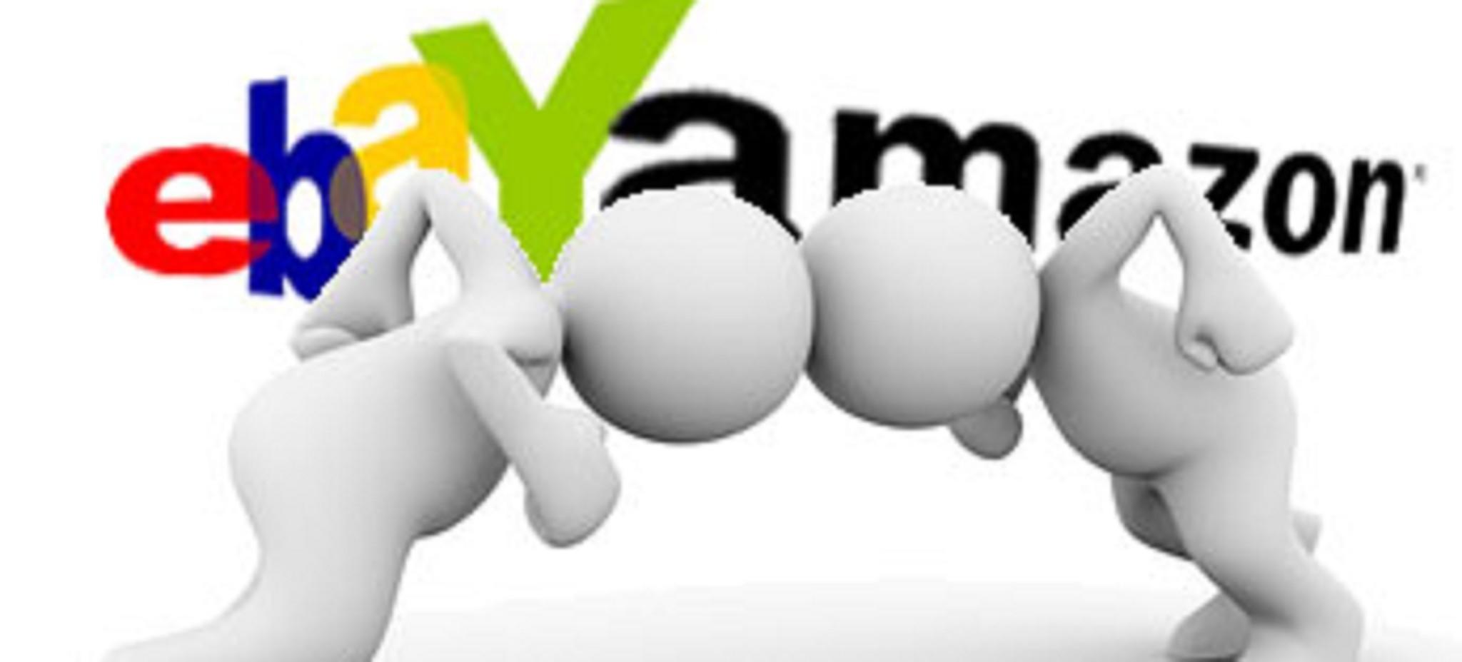 打造品牌,你應該選擇 Amazon 還是 eBay?