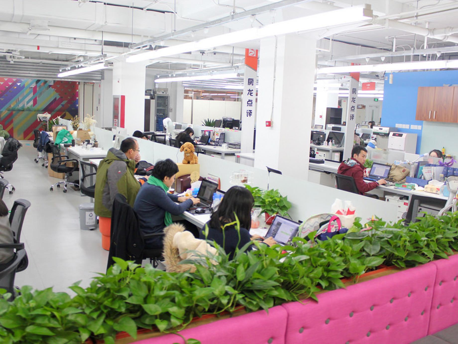 共享辦公室出租夯!鼻祖WeWork vs.後進者「優客工場」,從中國打到東南亞