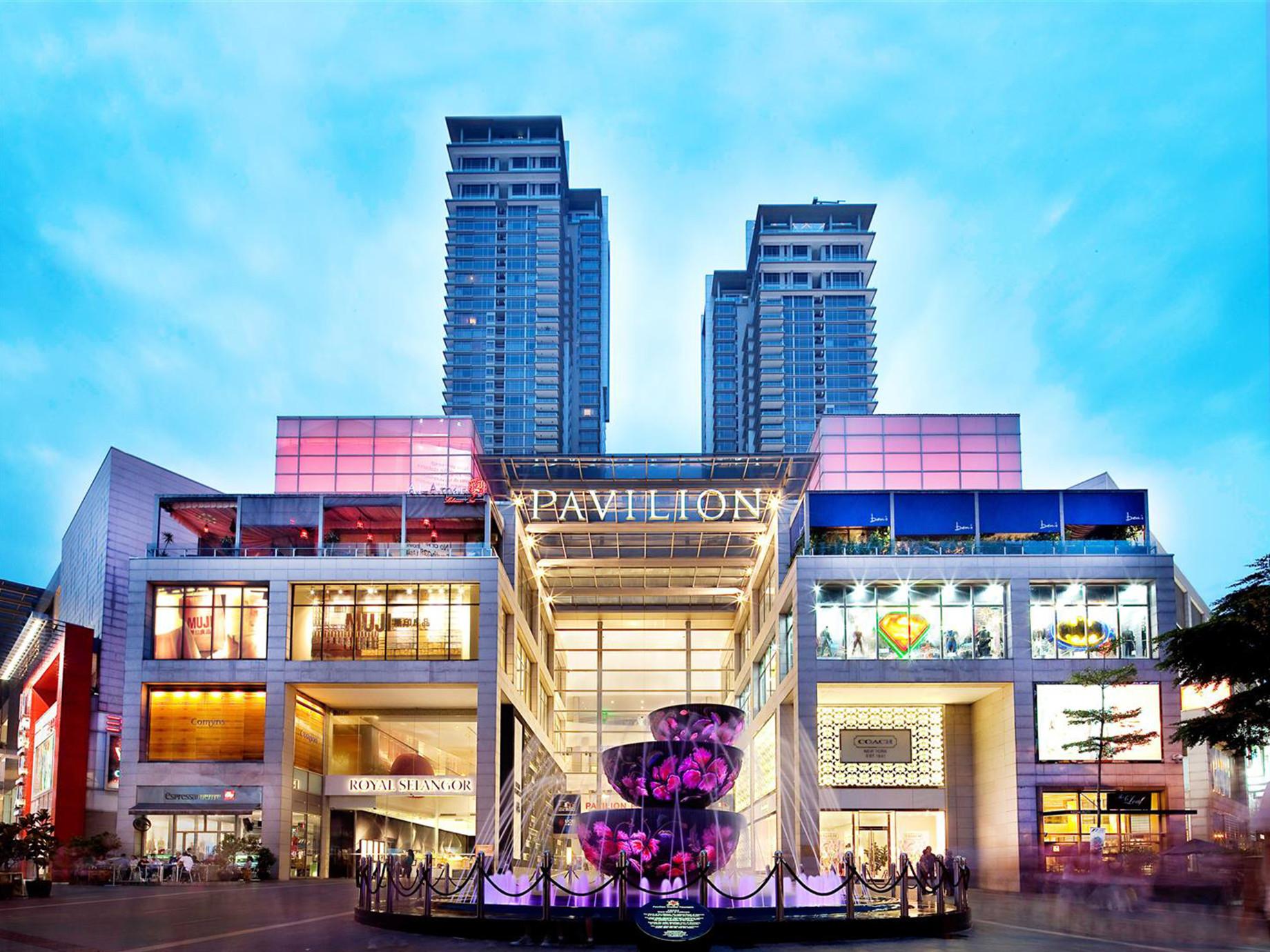 momo購物與Pavilion集團合作,正式進軍馬來西亞