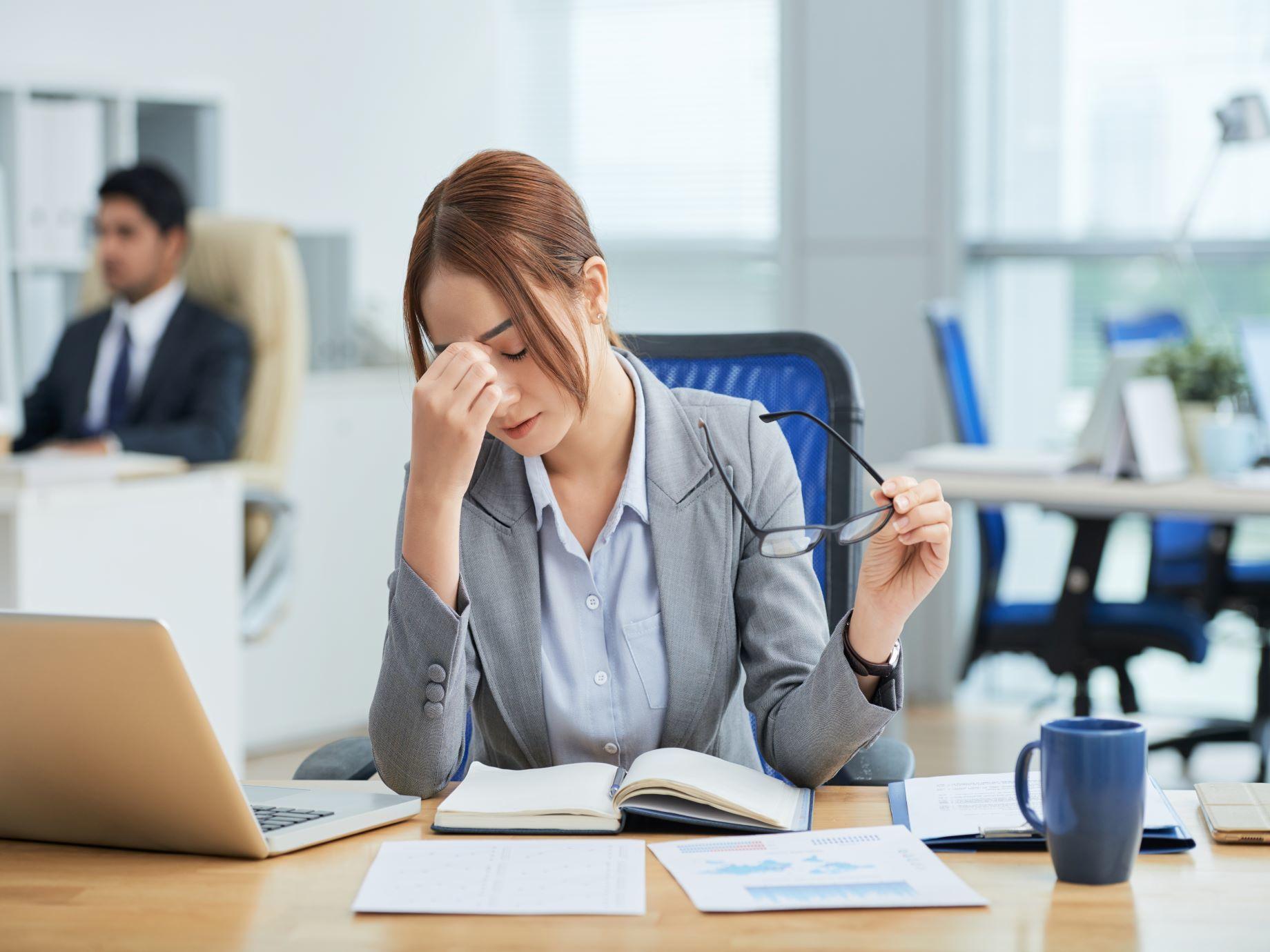 喝再多咖啡,還是無法提神?你可能得了「腎上腺疲勞症」 長期忽視,小心三高、子宮疾病找上門!