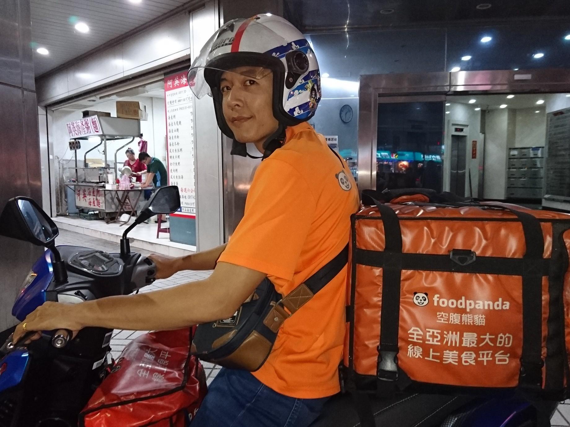 周禎洋(foodpanda台灣區董事長暨執行長):串接餐飲外送O2O服務的3大秘訣