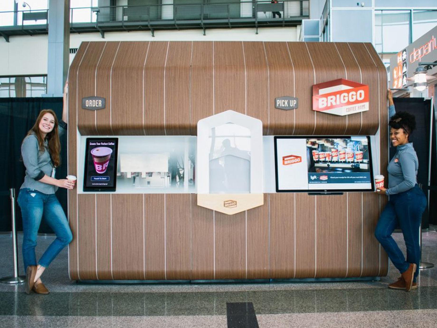 用機器人泡出一杯屬於你的味道!看「它」如何賣出與星巴克手沖咖啡不同的看點