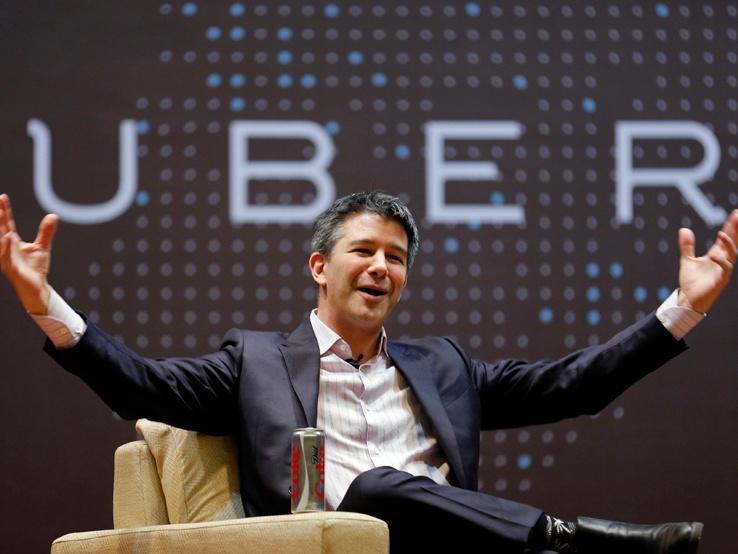 Uber執行長「踩著別人的腳趾前進」爭議四起,領導地位受挑戰