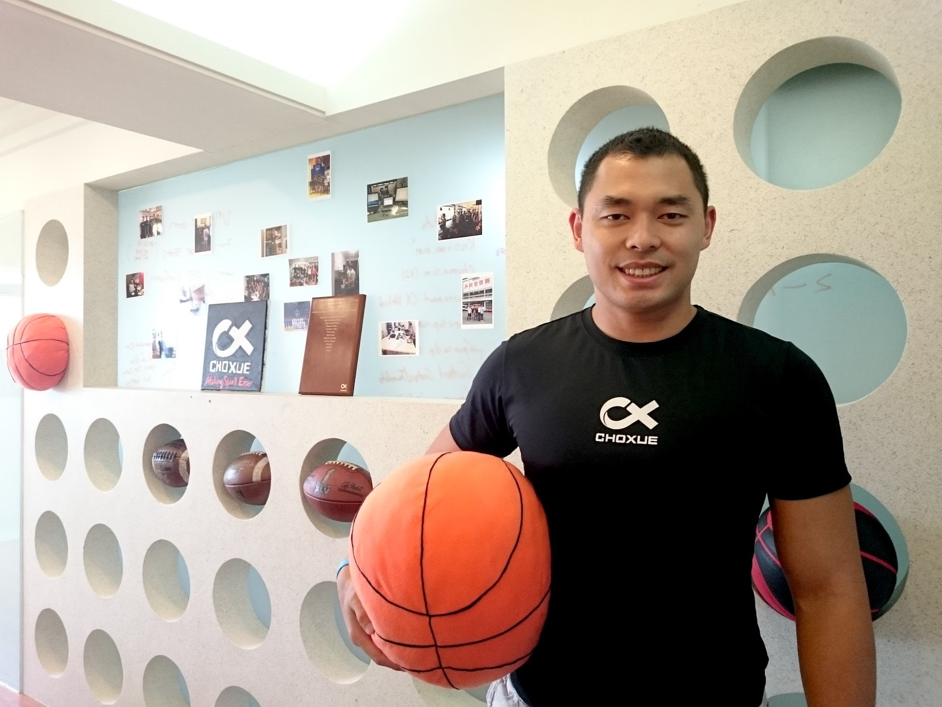 3大改革,球學以網路重新改造台灣體育教育